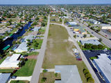 9 Contiguous Commercial Vacant Lots For Sale  in Cape Coral, Fl.